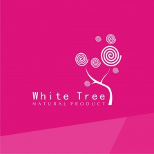 WHITE TREE-rose