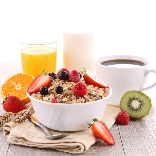 Śniadanie - najważniejszy z posiłków!