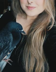 Selfie z Blanką