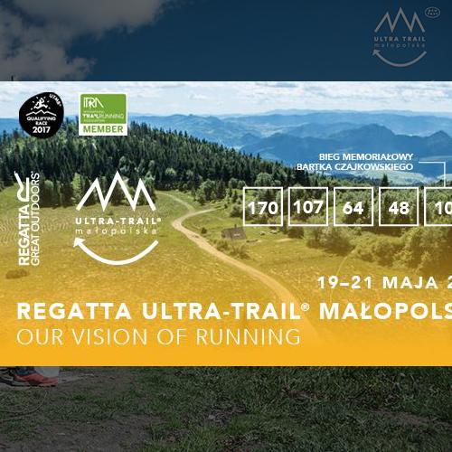 Regatta Ultra-Trail Małopolskac19-21 maja