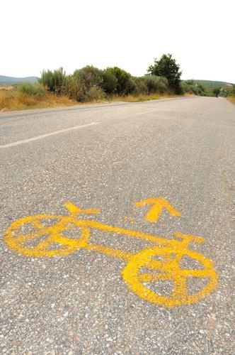 Droga rowerowa do Santiago