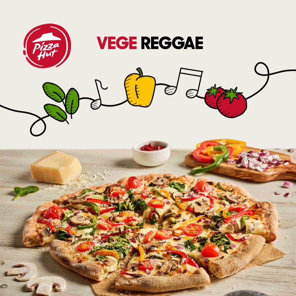 Pizza Hut rozważa wprowadzenie wegańskich opcji