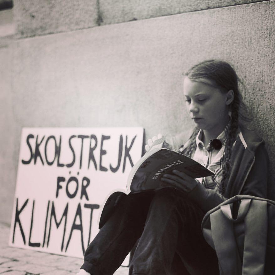 Greta Thunberg w nowym teledysku Pearl Jam