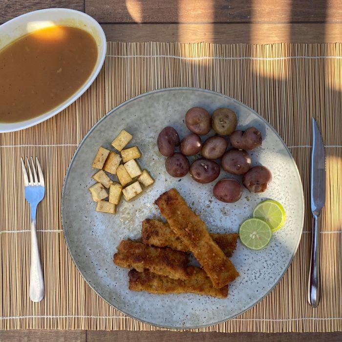 """Boliwia: pierwszy wegański sklep """"mięsny"""" z tradycyjnymi potrawami"""