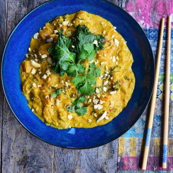 Curry z dynią od Zakwasowni [VEGE premium]