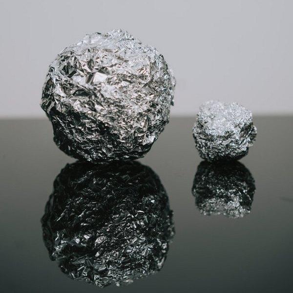 Aluminium - opakowaniowe perpetuum mobile