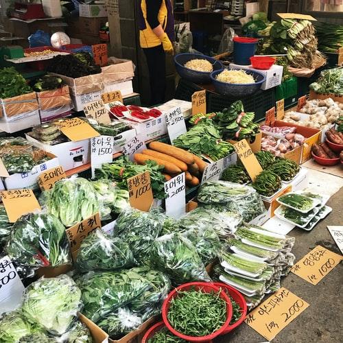Pół miliona wegan w Korei Południowej. Robi wrażenie!